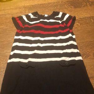Savannah girls midi dress